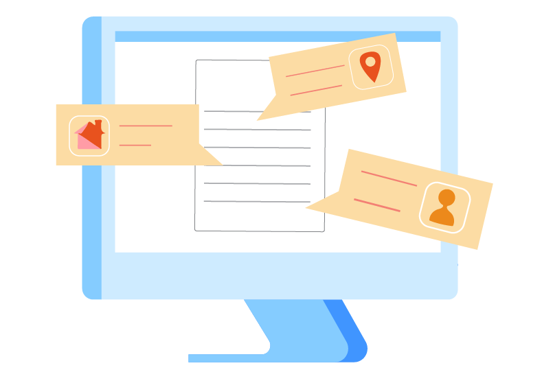 Named Entity Recognition for content management
